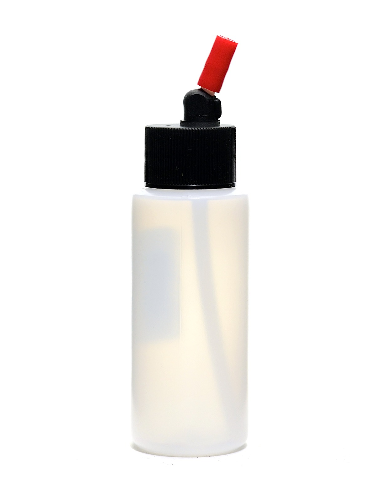 Translucent High Strength Cylinder Bottles with Caps