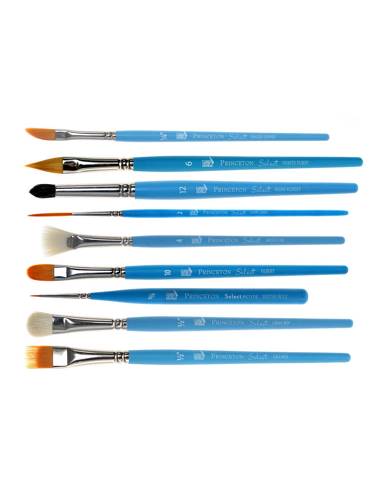 Select Artiste Brushes