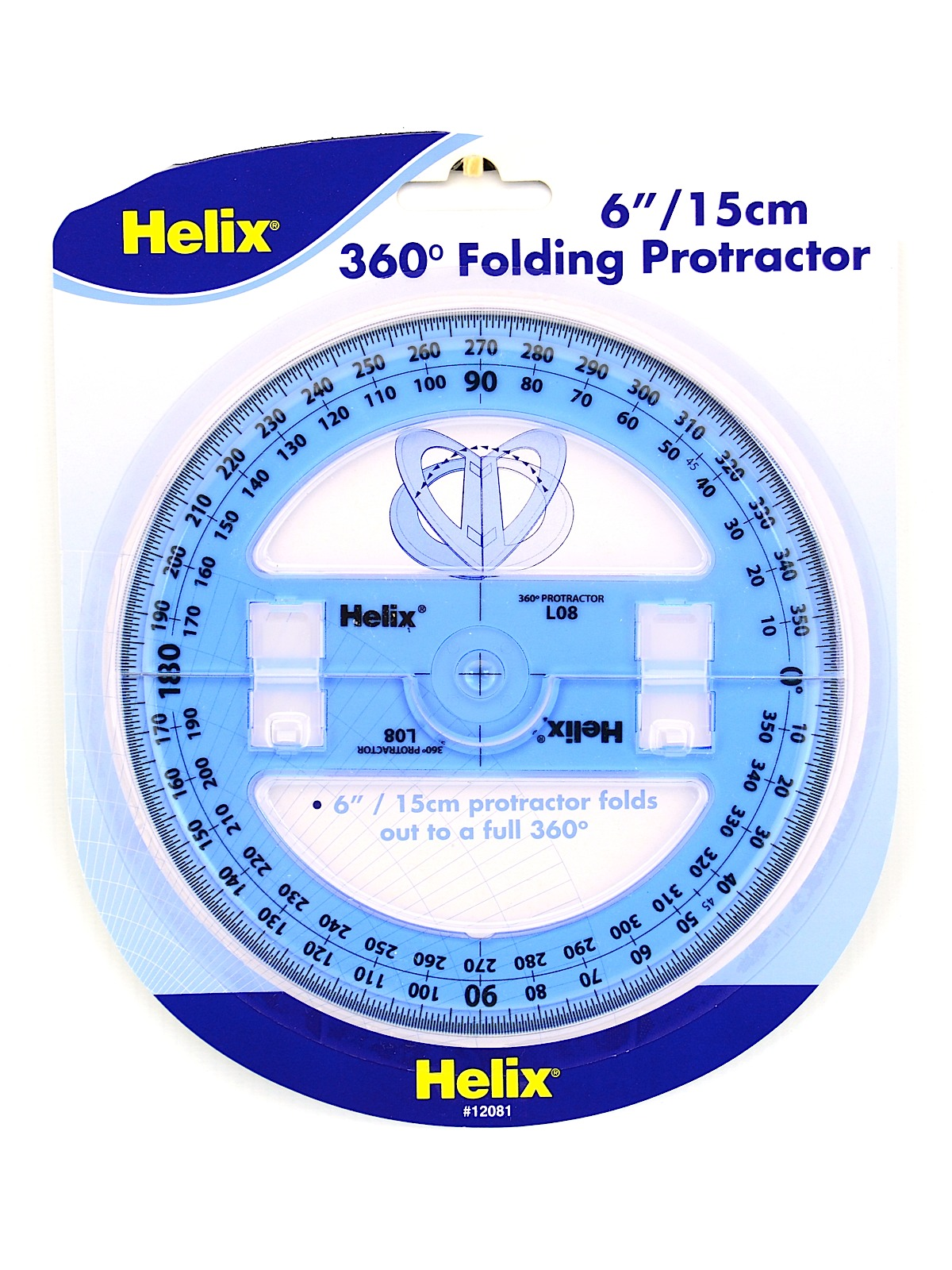360 Folding Protractor 6
