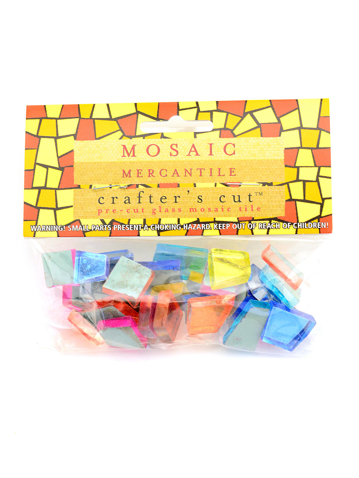 Mosaic Mercantile - Crafter's Cut Colored Mirror Mosaic Tiles