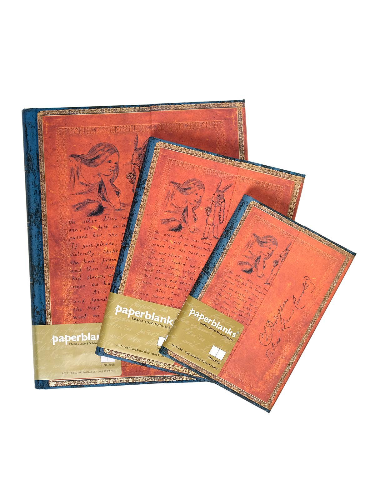 Embellished Manuscript Journals