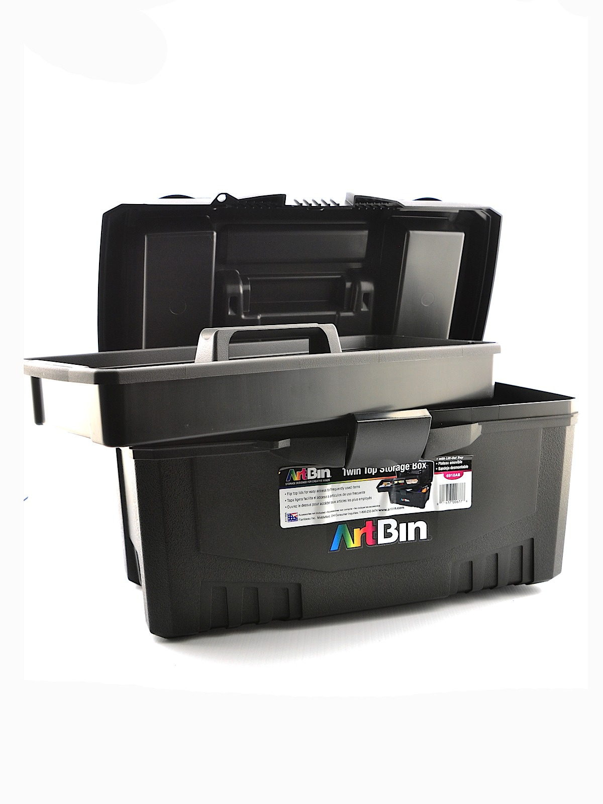 Twin Top Storage Box