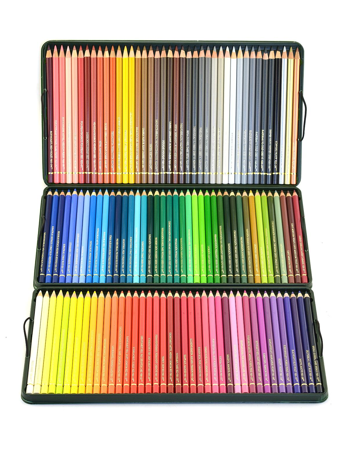 Polychromos Colored Pencil Sets