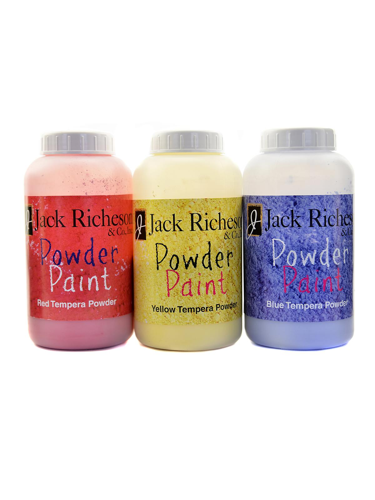 Powder Tempera Paint