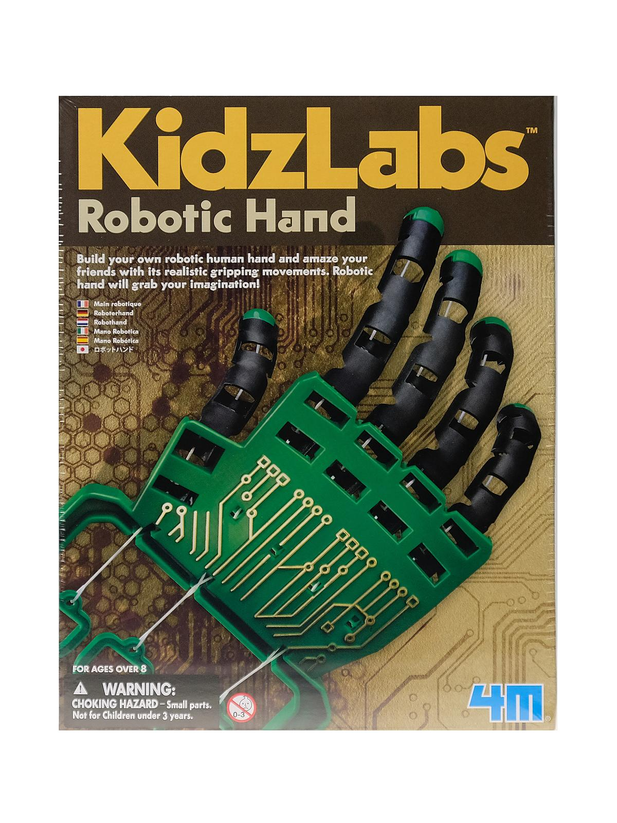 KidzLabs Robotic Hand Kit