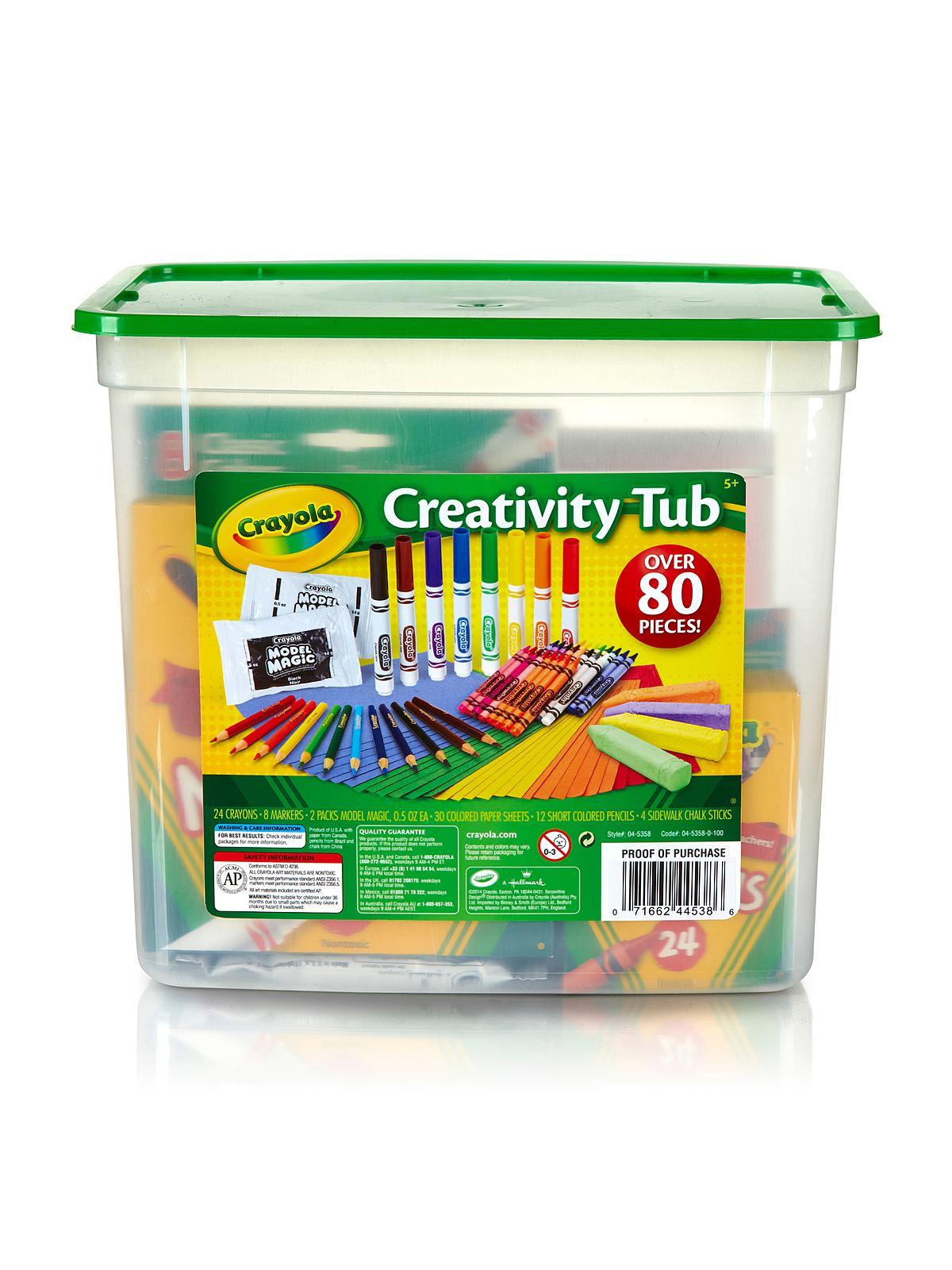 Creativity Tub