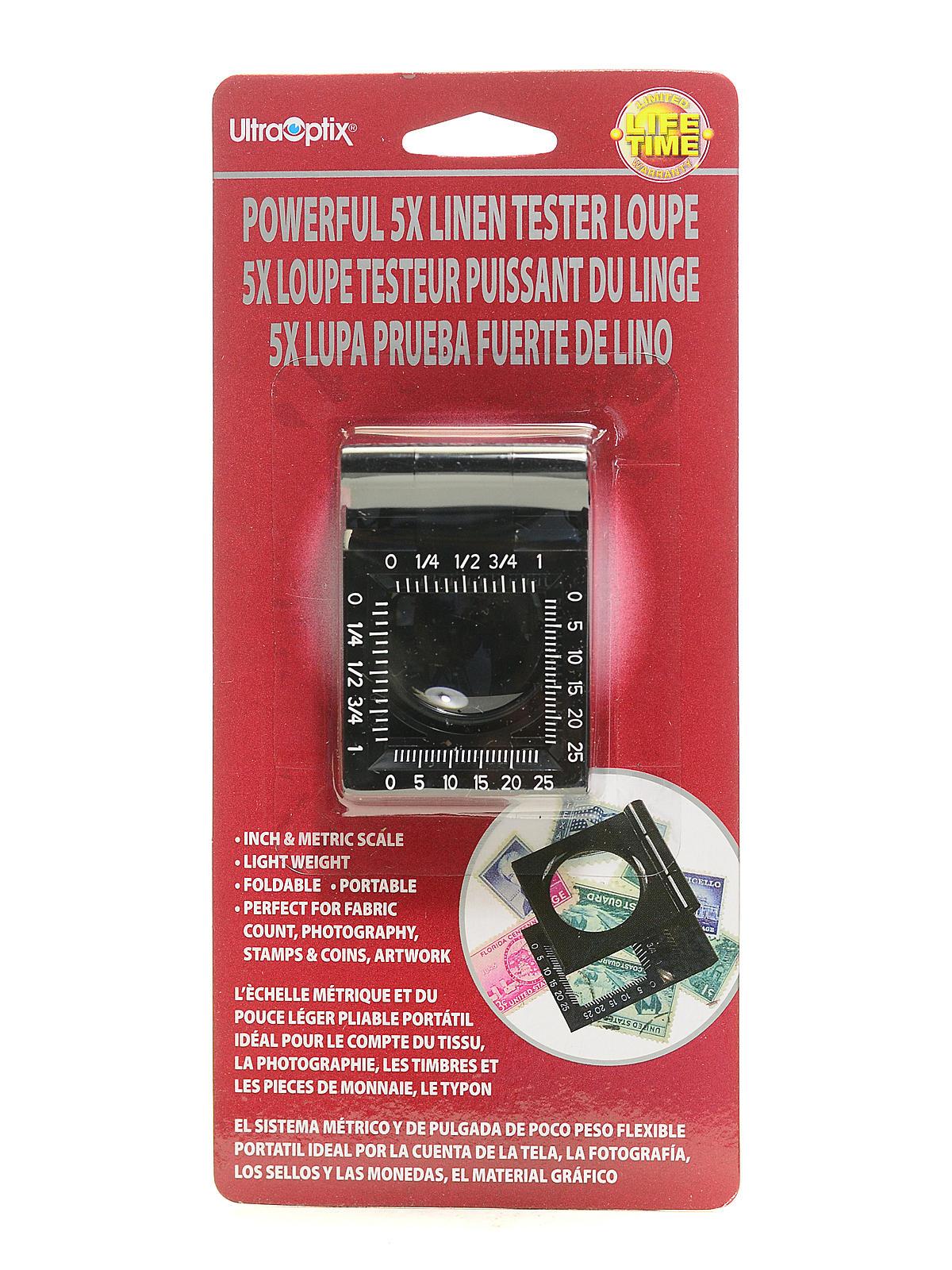 Linen Tester Magnifier