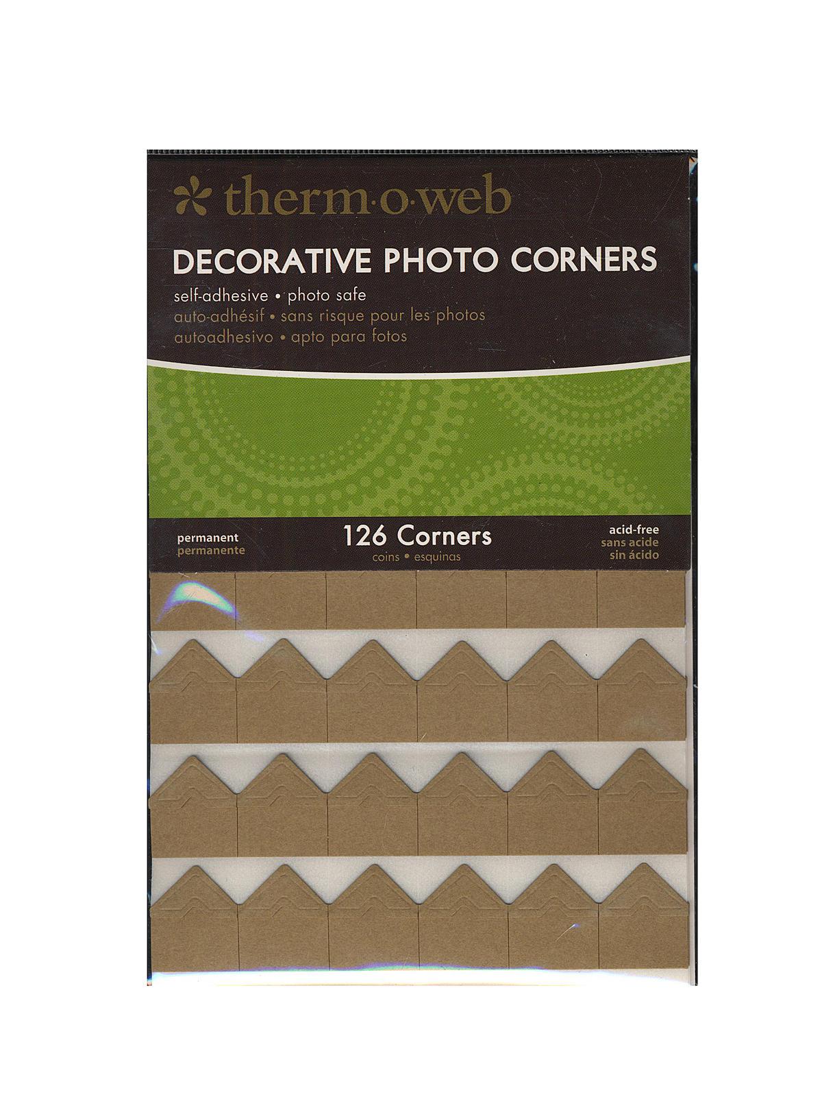 Decorative Photo Corners