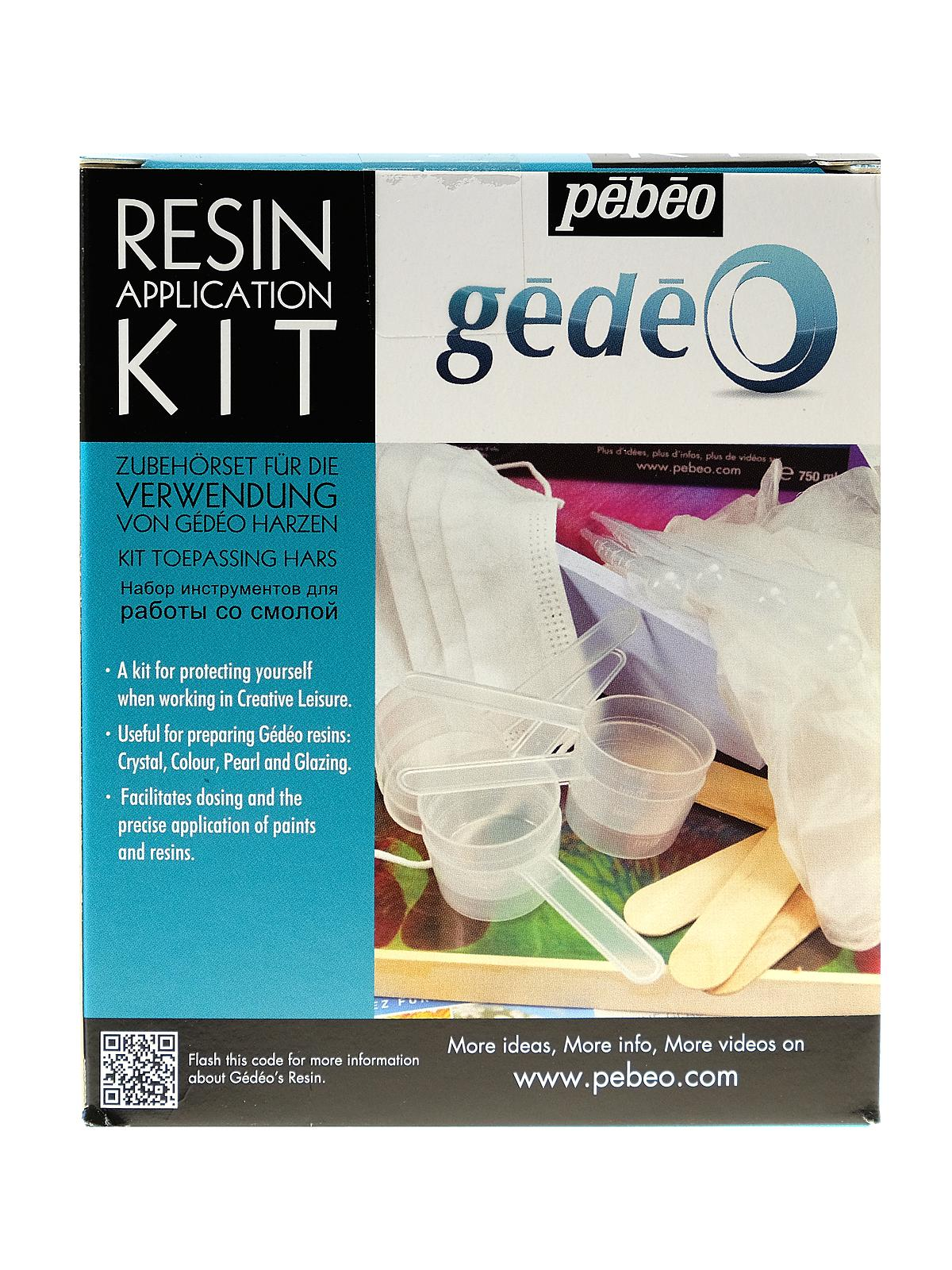 Gedeo Resin Application Kit