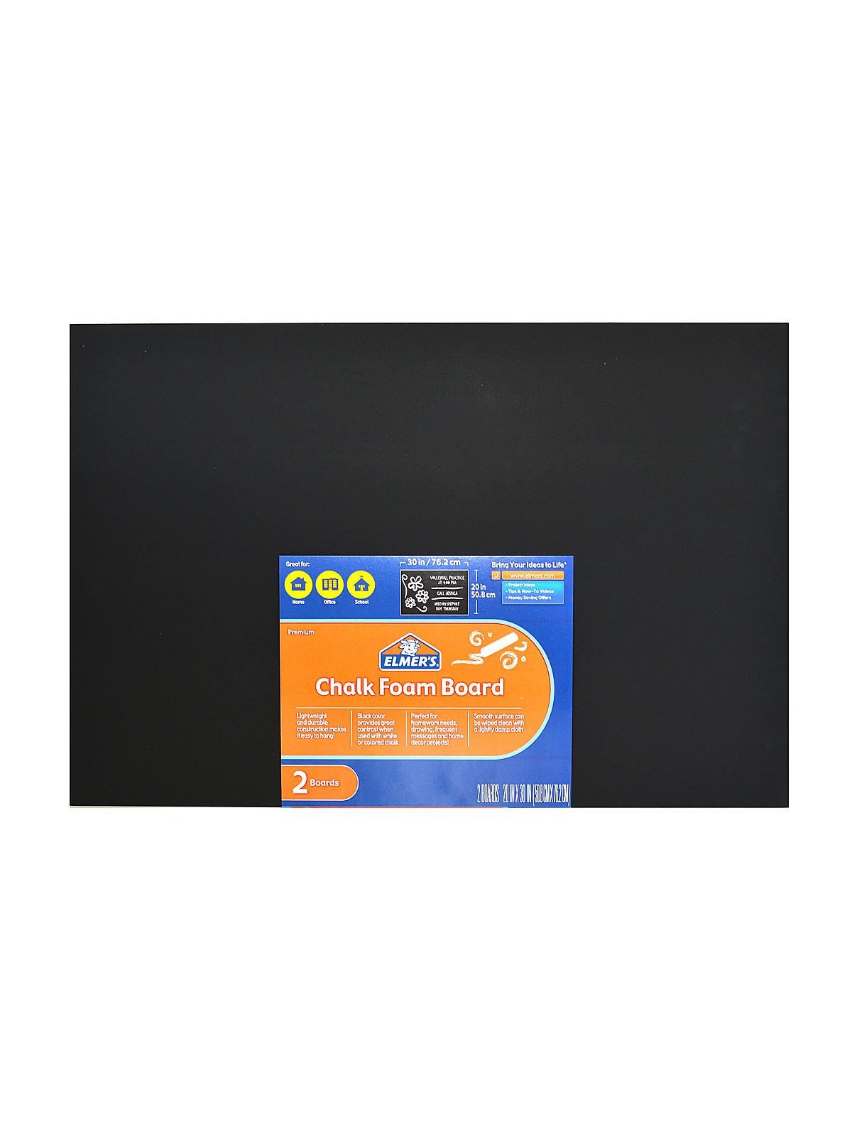 Chalk Foam Board