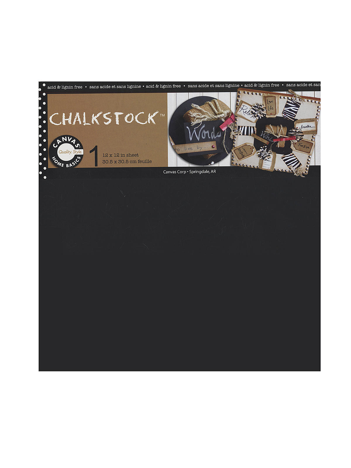 Home Basics Chalkstock
