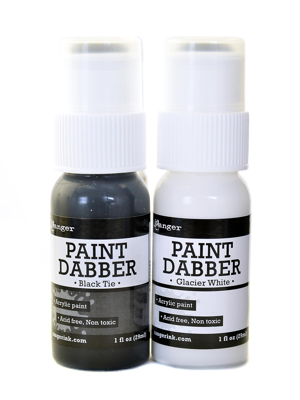 Acrylic Paint Dabbers