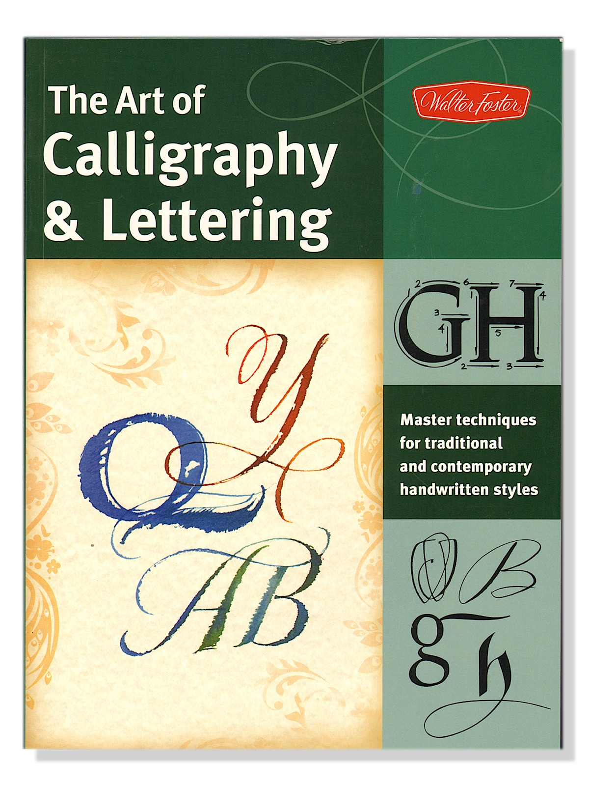 art of calligraphy lettering