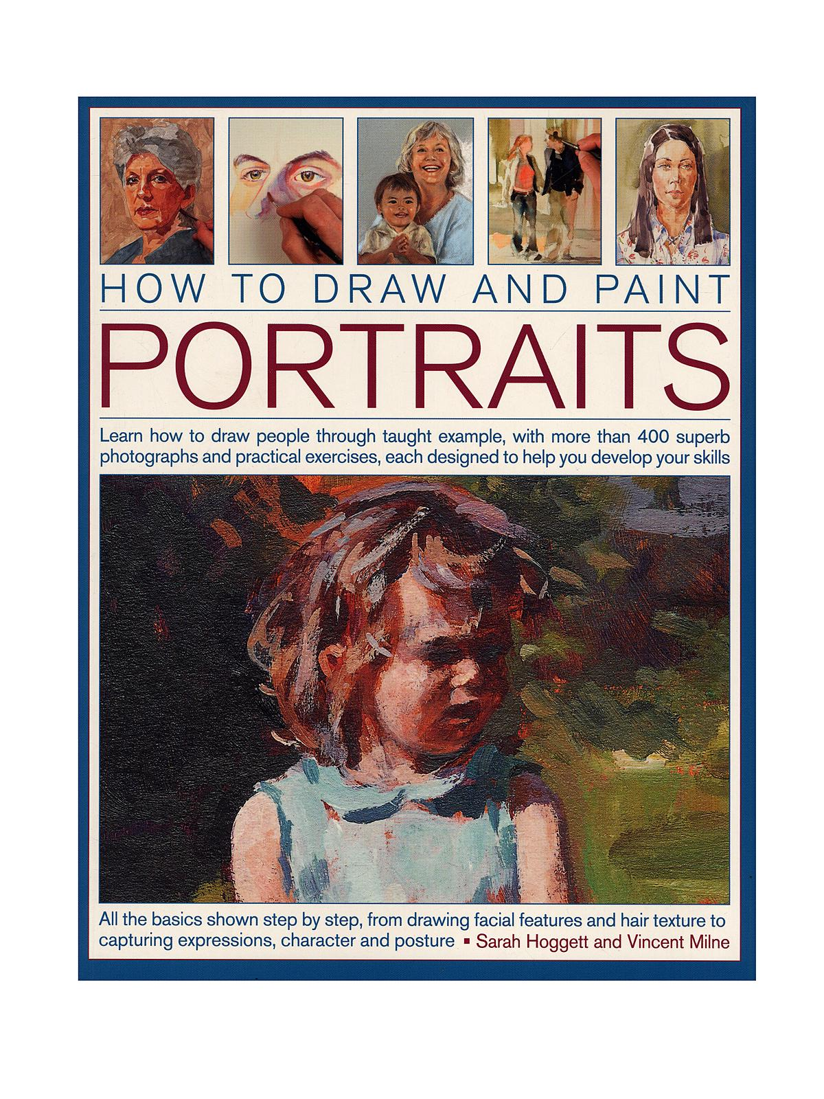 How to Draw & Paint Portraits