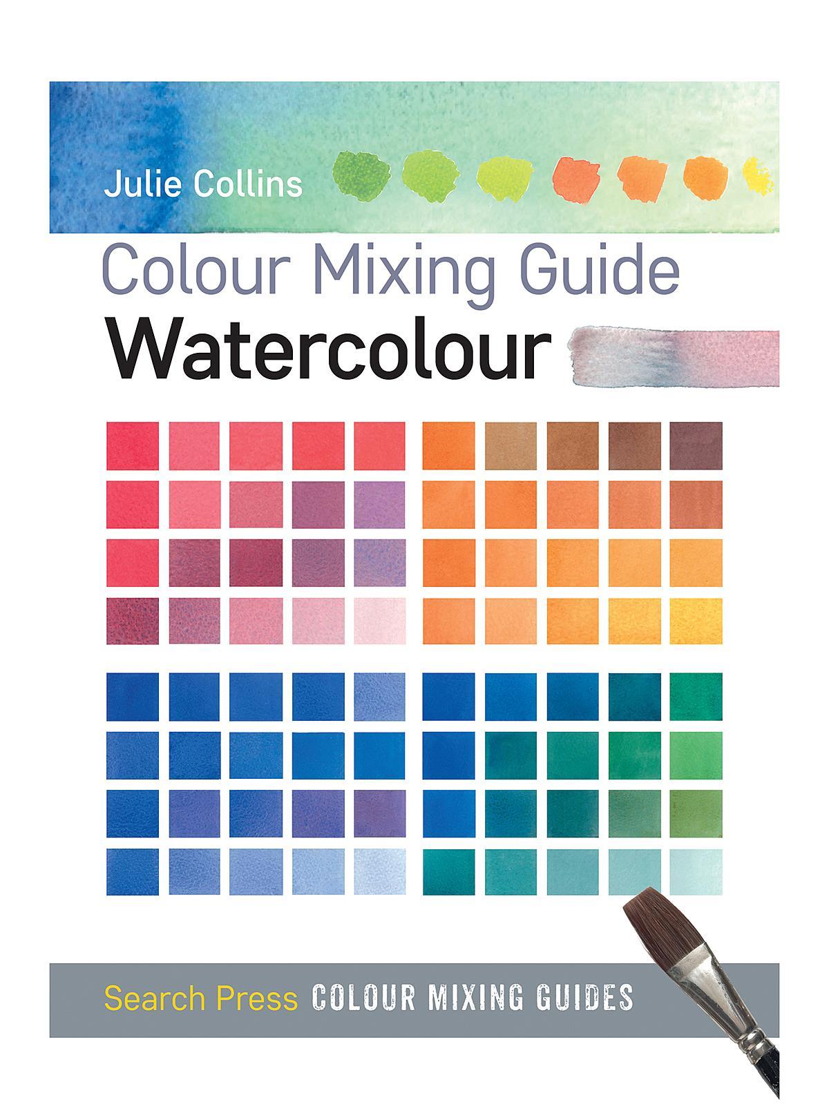 Colour Mixing Guide: Watercolour