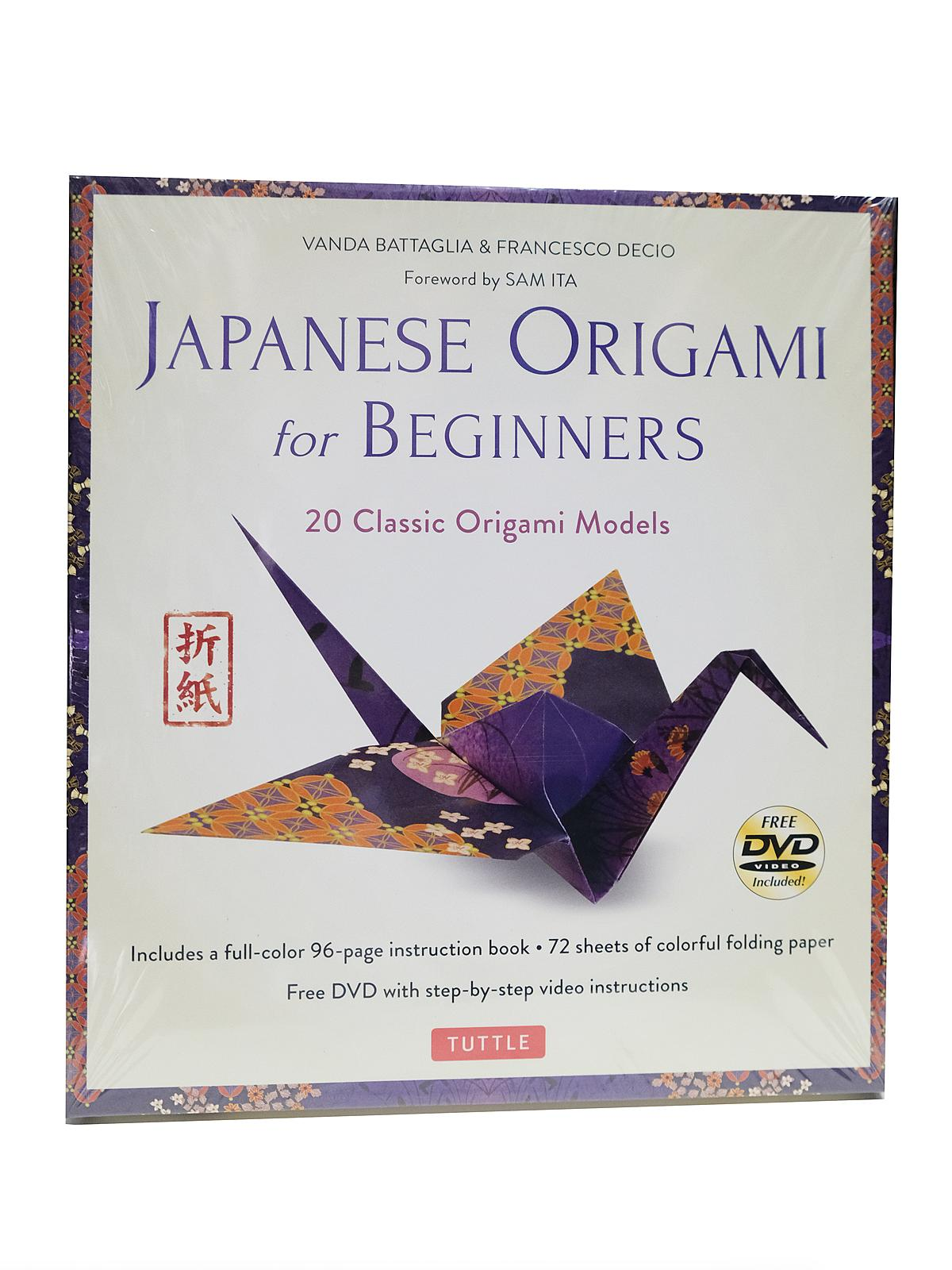 Japanese Origami for Beginners