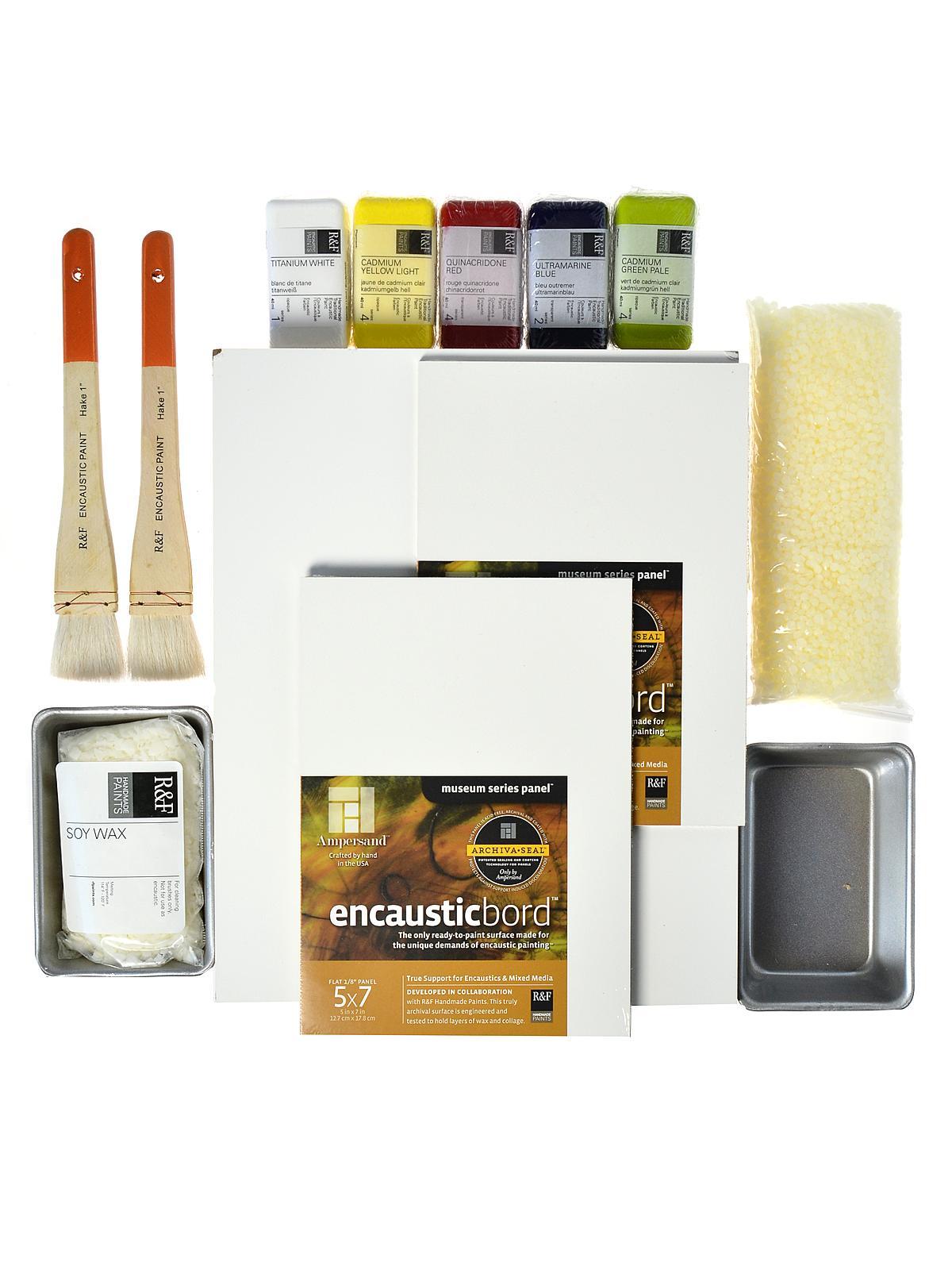 Encaustic Starter Kit
