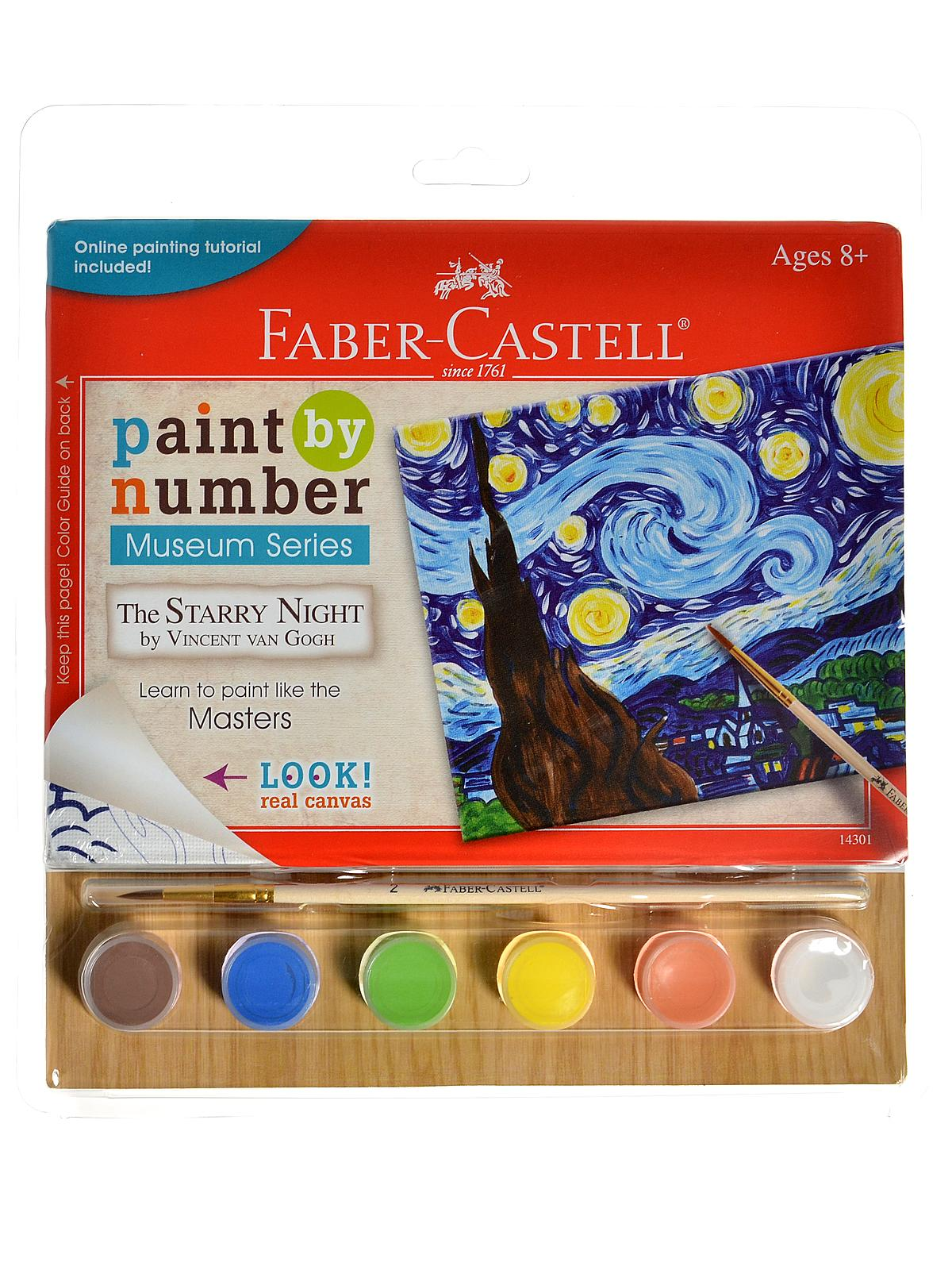 Paint by Number Museum Series