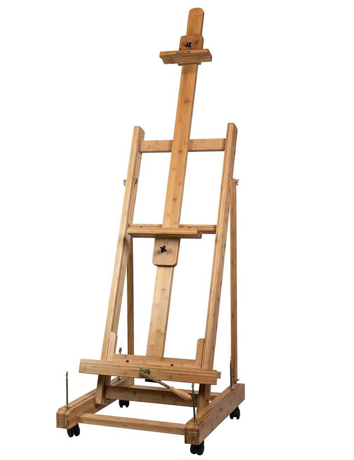 NAVIDAD Solid Bamboo Studio Easel