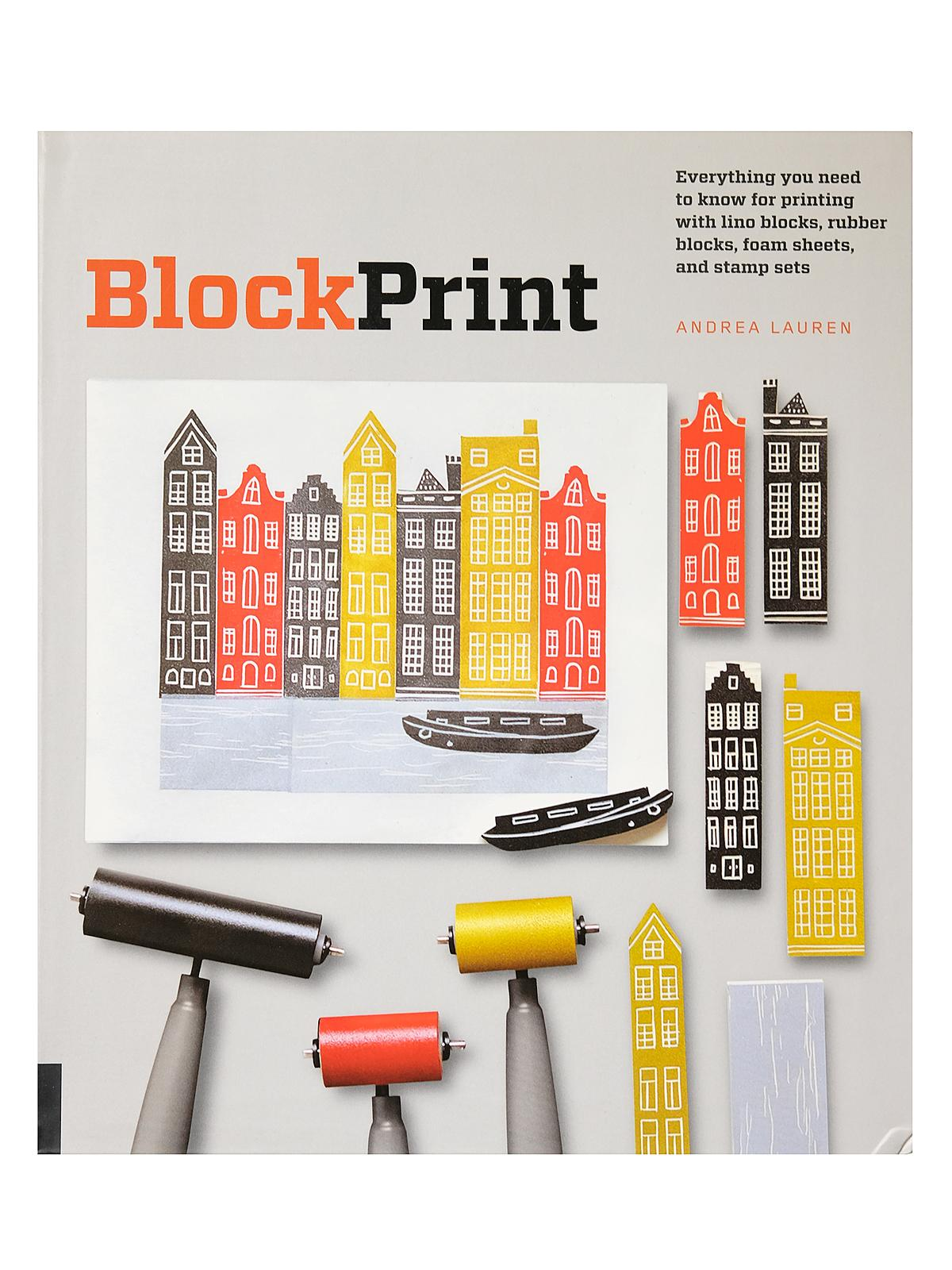 Rockport - Block Print