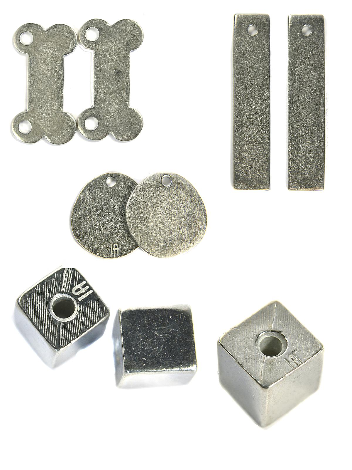 Pewter Metal Blanks