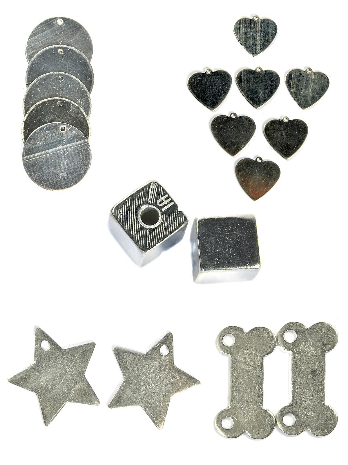Alkeme Metal Blanks