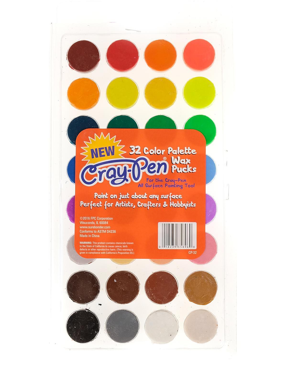 Cray-pen