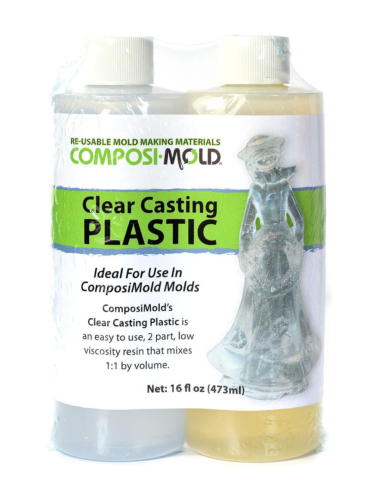 Composimold Clear Casting Plastic Misterart Com