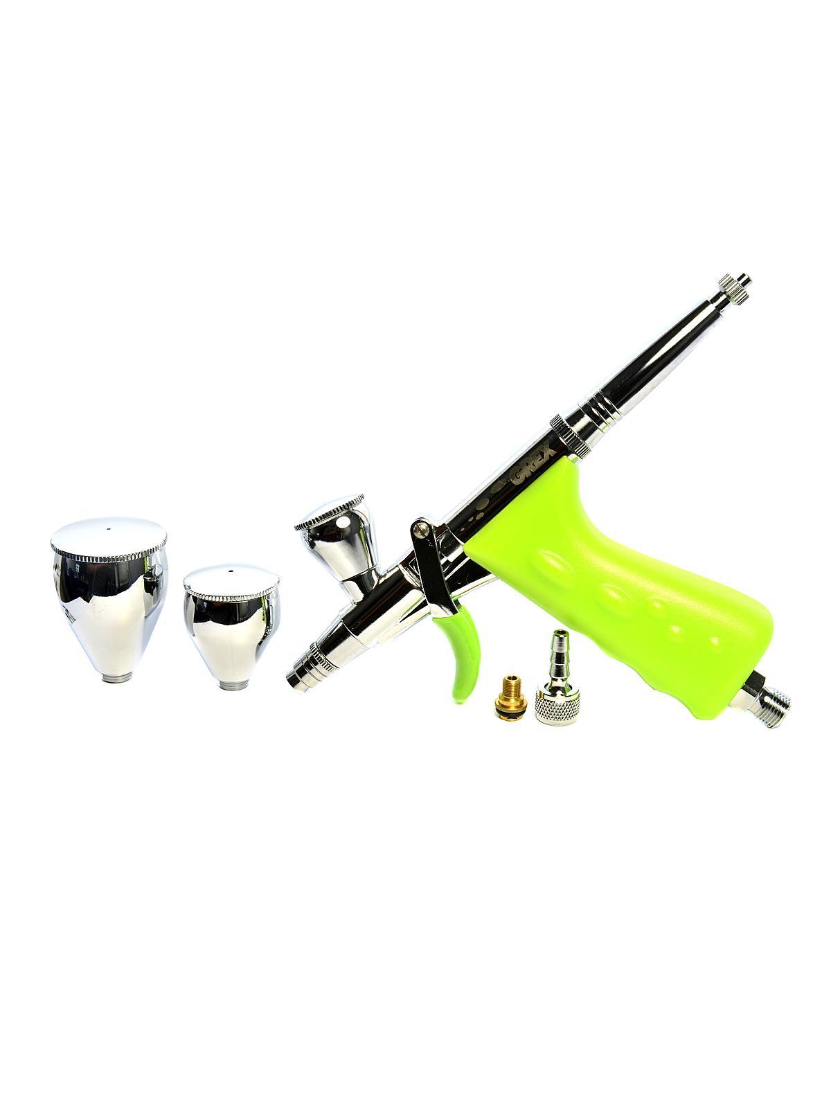 Tritium TG5 Double Action Pistol Style Trigger Gravity Feed Airbush