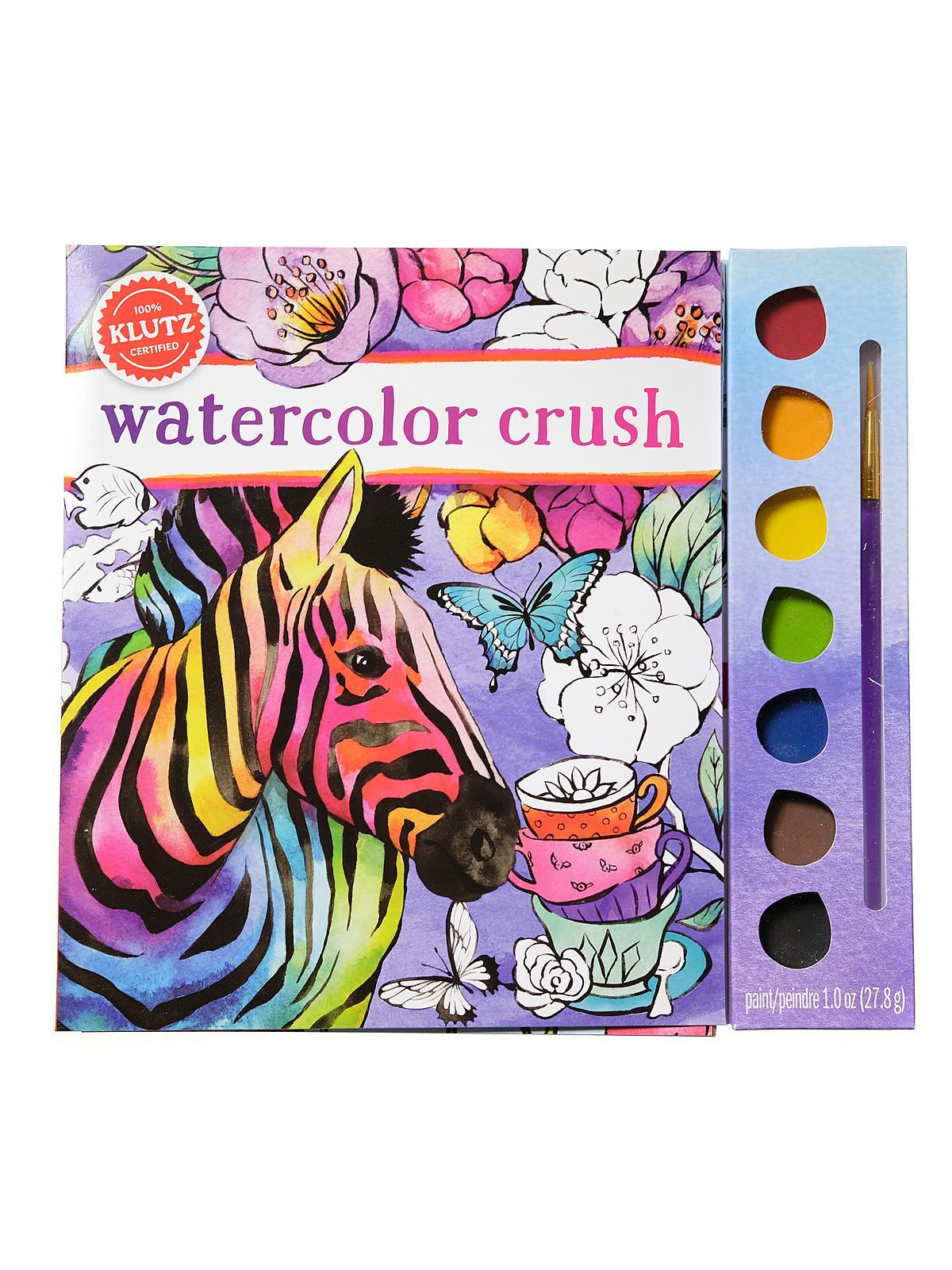 Watercolor Crush