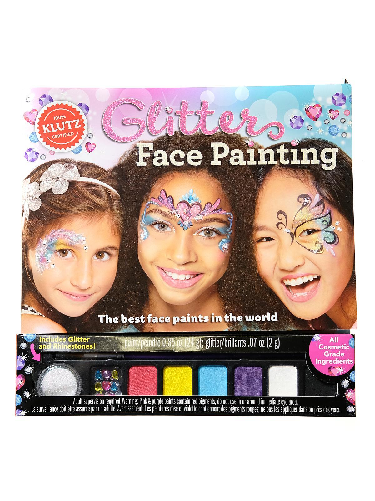 Klutz - Glitter Face Painting