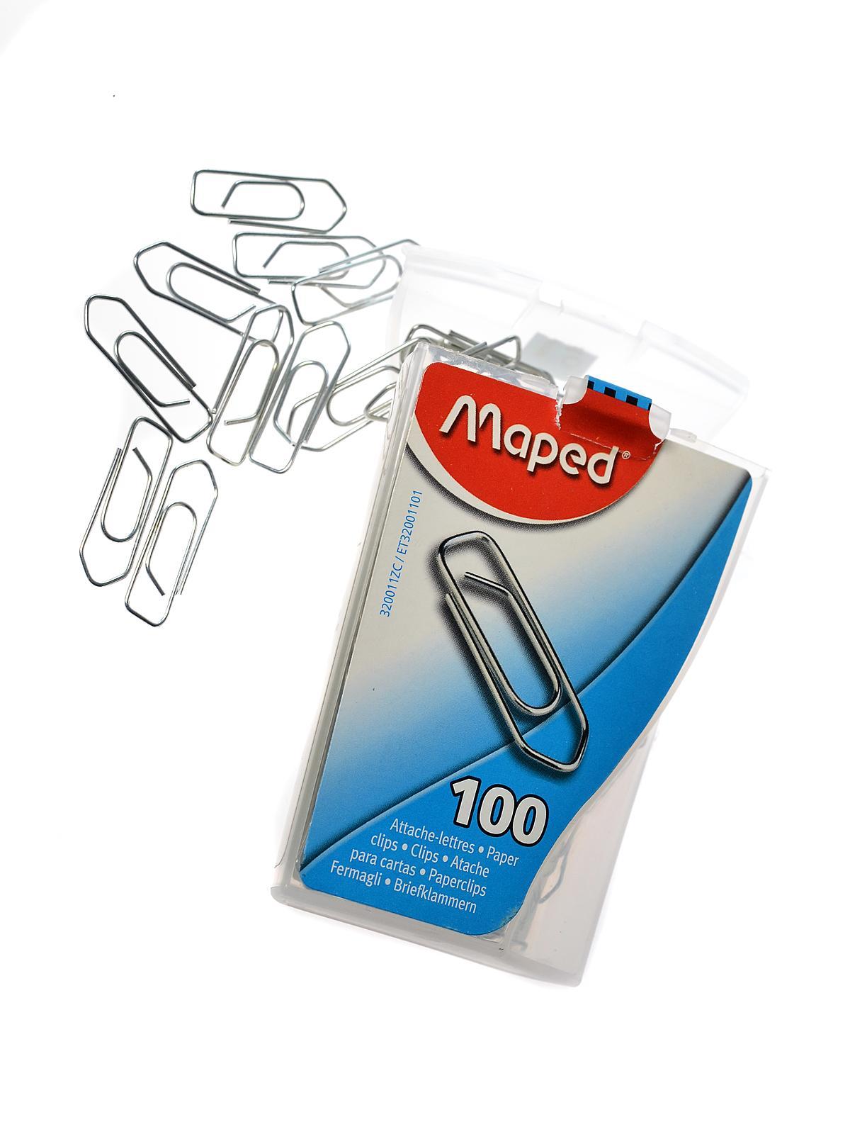 Steel Paper Clips