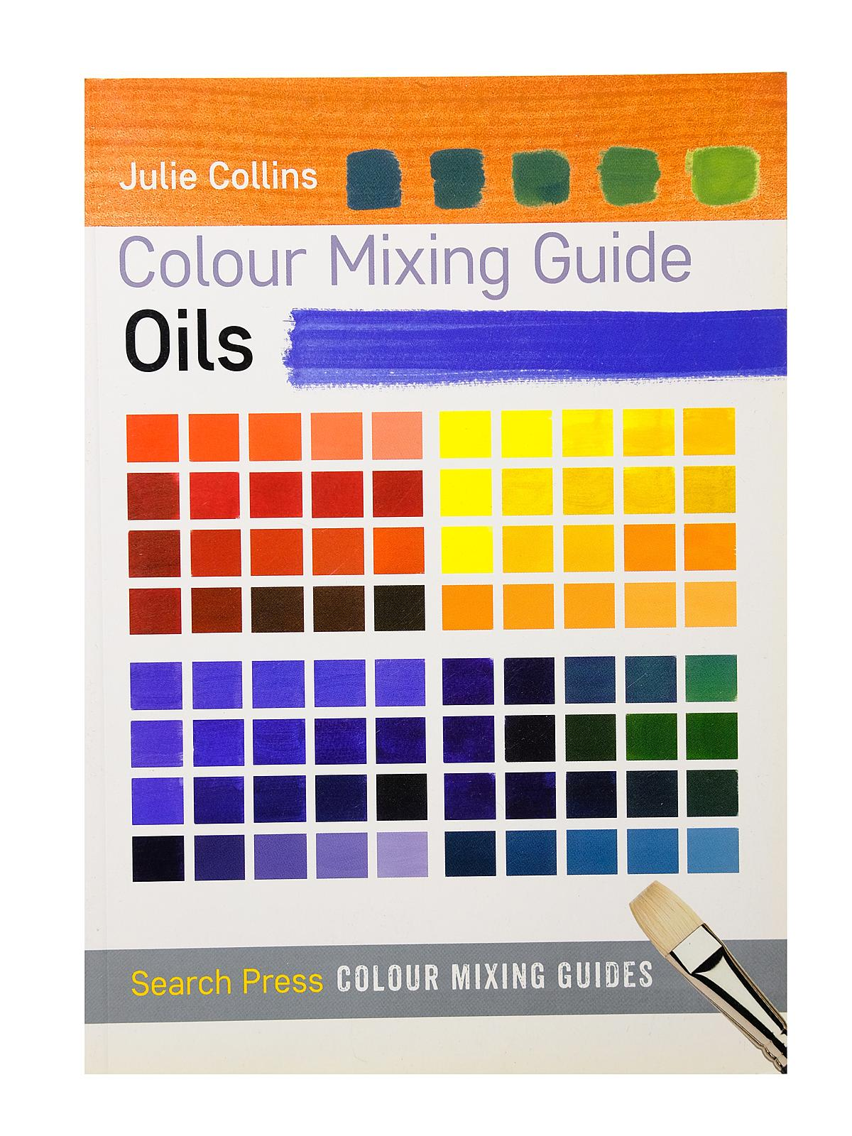 Colour Mixing Guide: Oils
