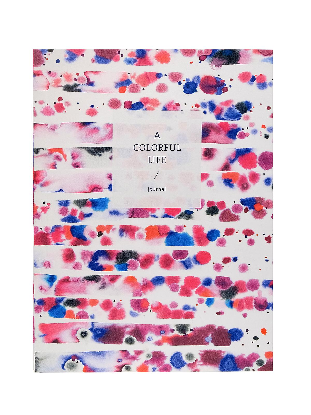 A Colorful Life Journal Each