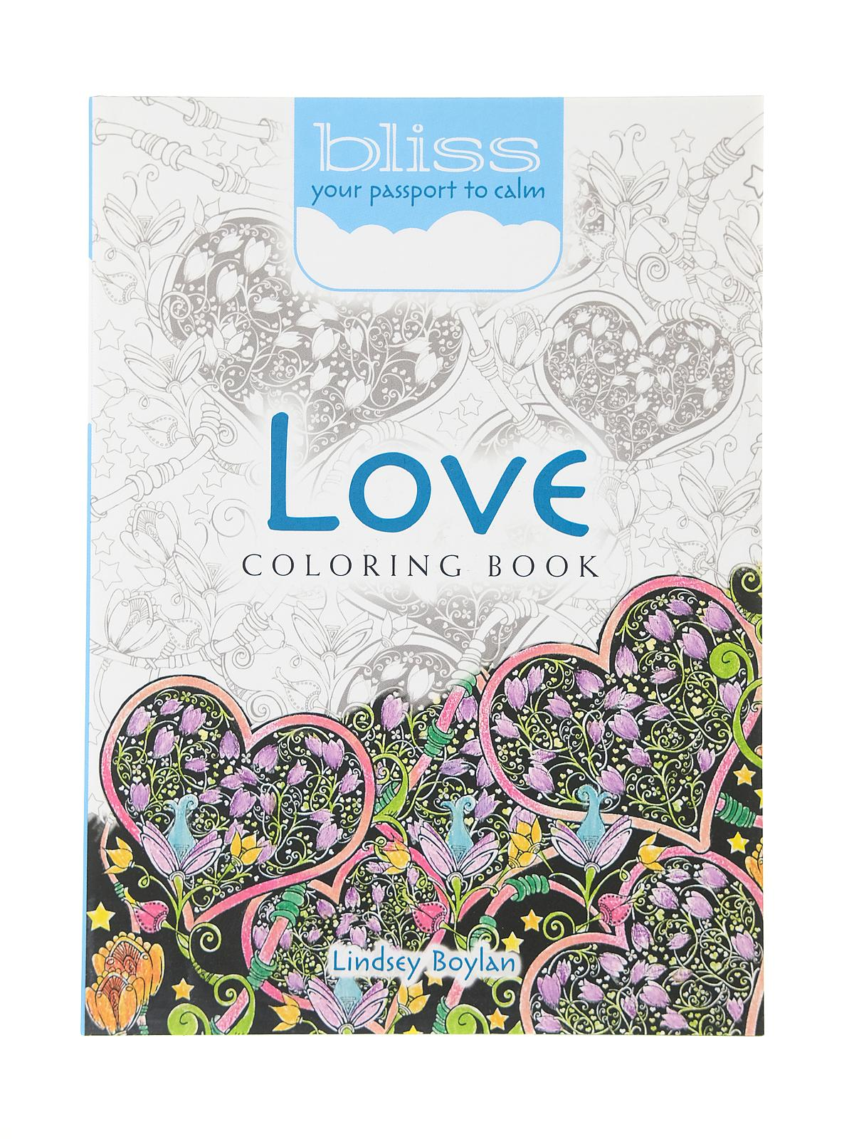 Bliss: Adult Coloring Books