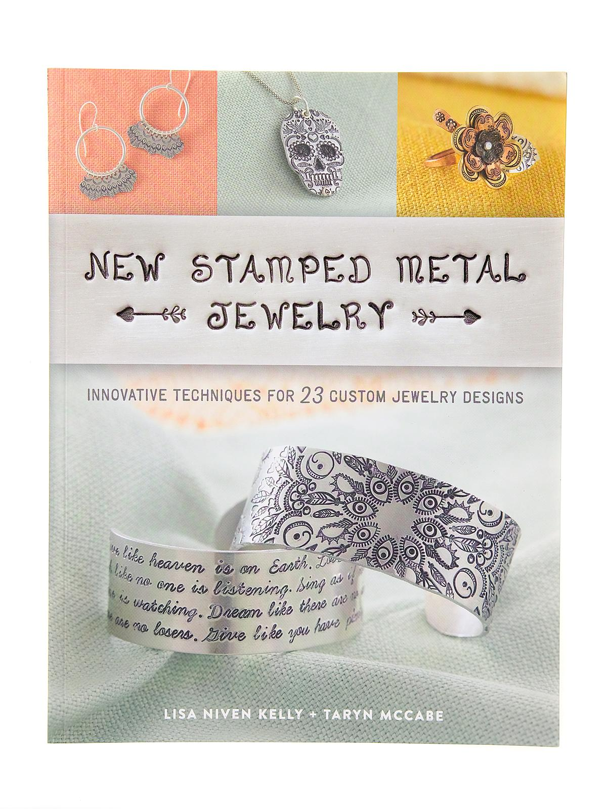 New Stamped Metal Jewelry