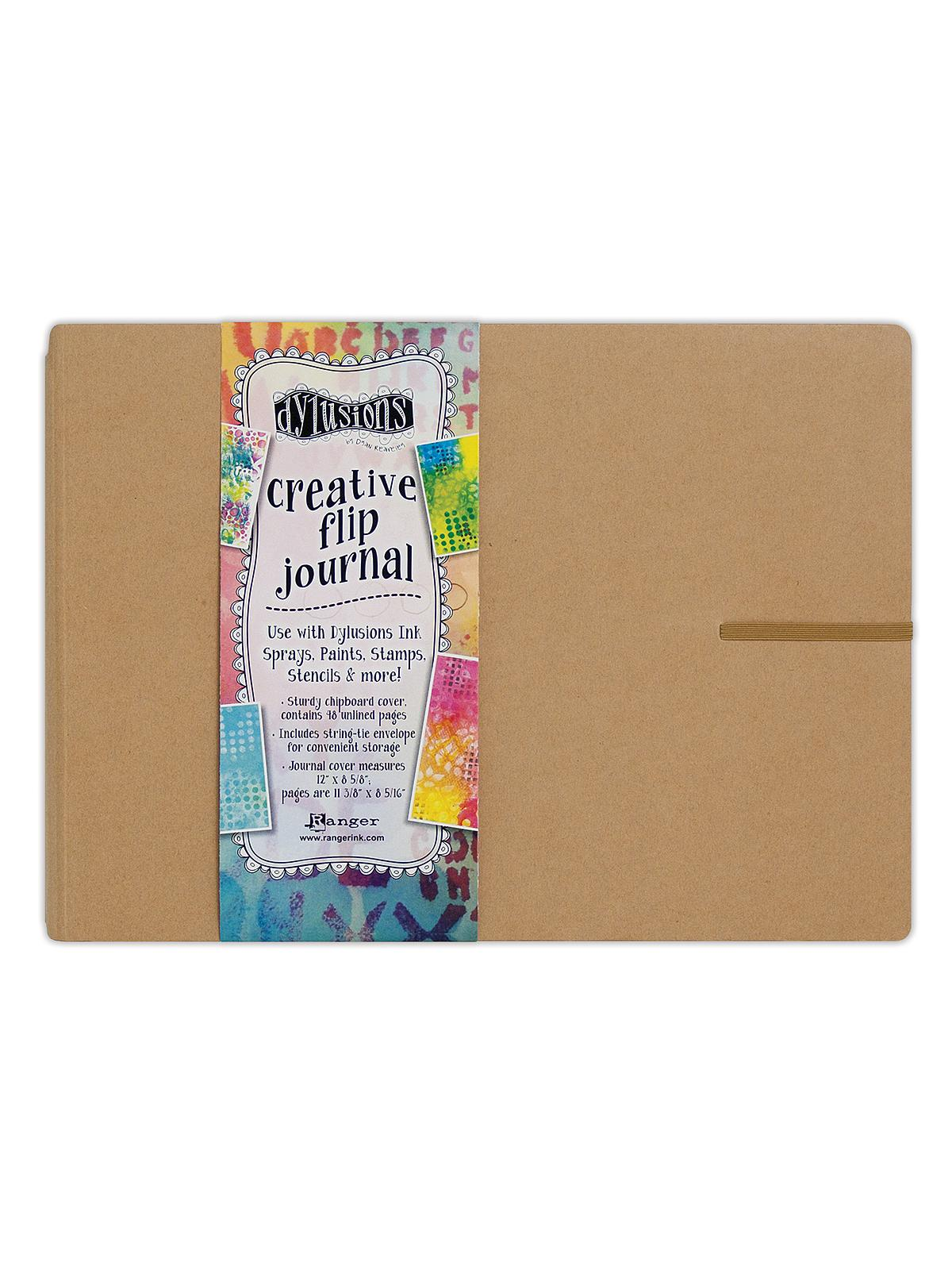 Dylusions Creative Flip Journals