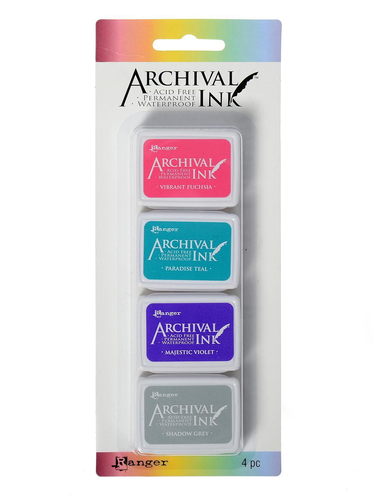 Mini Archival Ink Kits