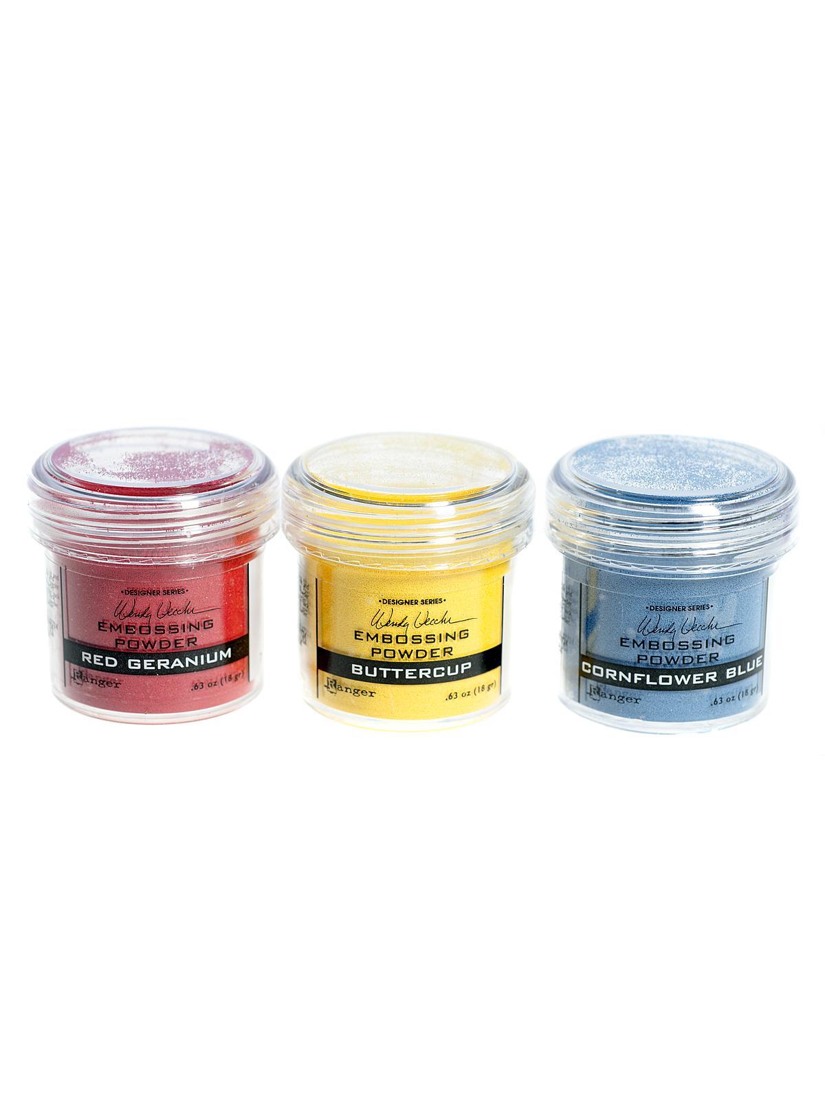 Wendy Vecchi Designer Series Embossing Powders
