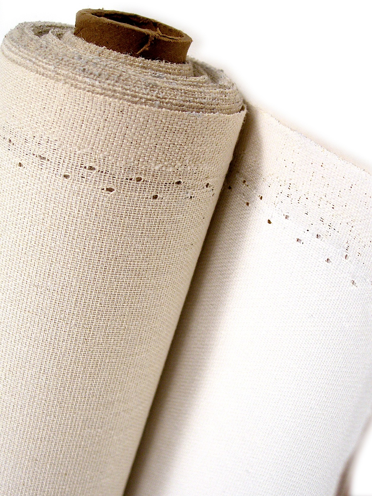 Fredrix alabama primed cotton canvas rolls for Canvas roll for painting