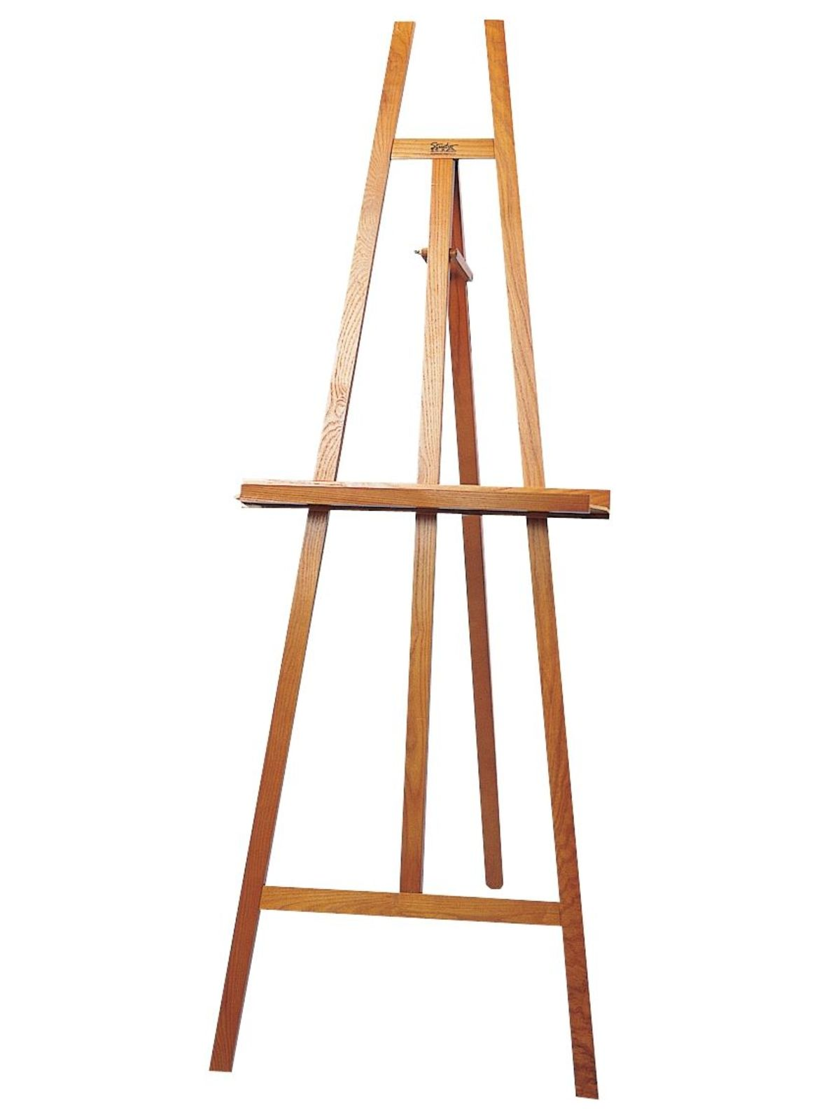 studio designs museum wooden easel