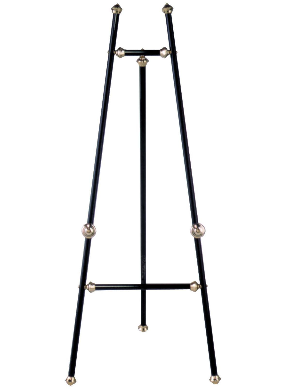 650B Black & Brass Easel