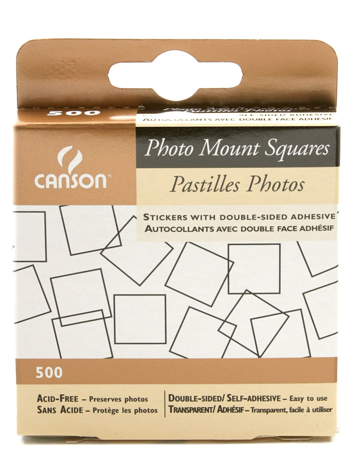 Canson - Photo Mount Squares