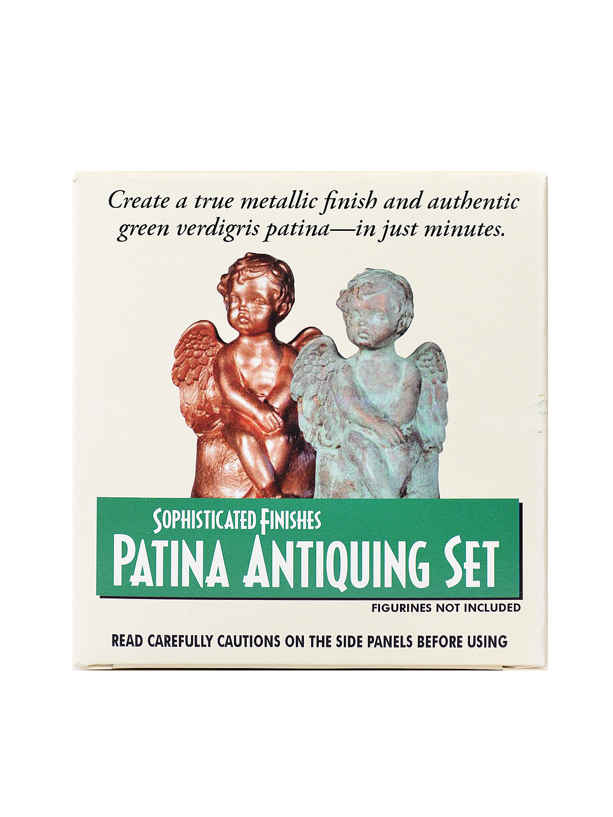 Sophisticated Finishes Patina Green Starter Set