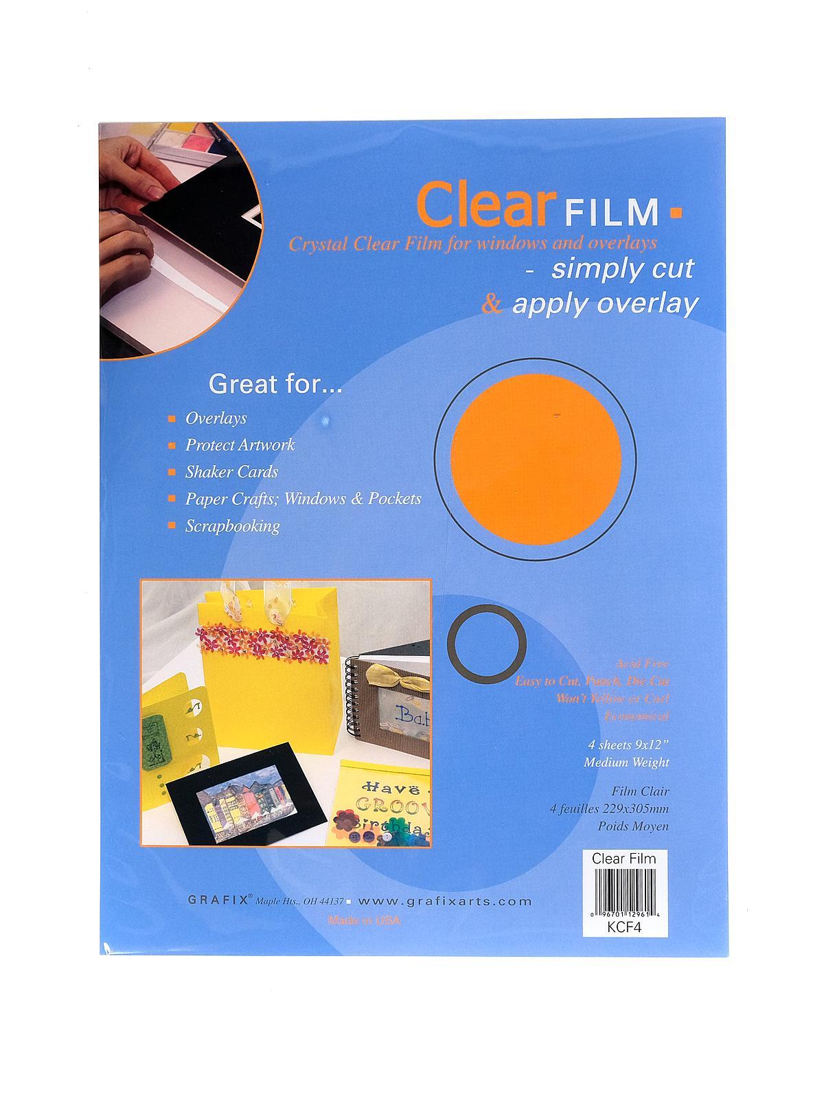 Clear Film