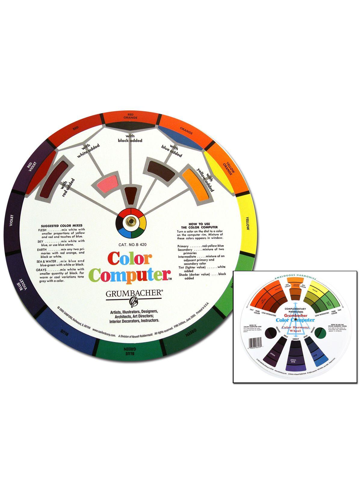 Grumbacher - Color Computer