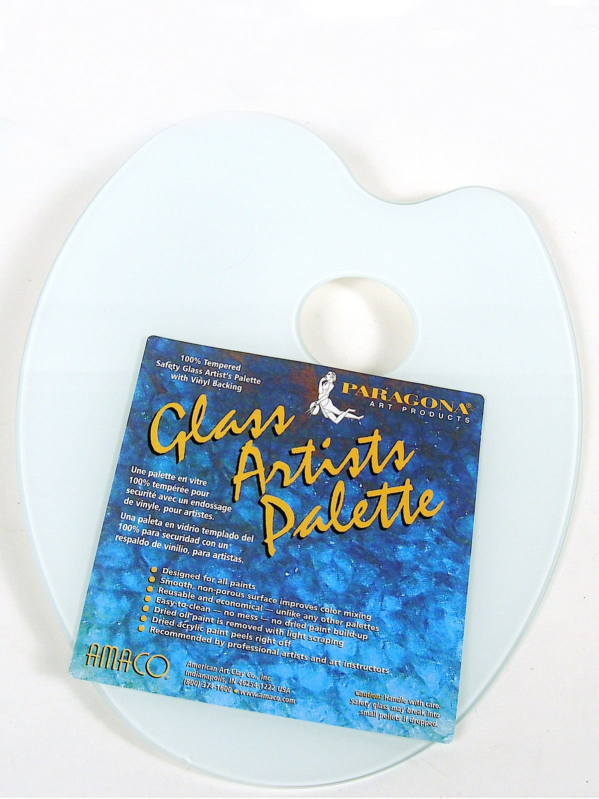 Amaco - Glass Artists Palette