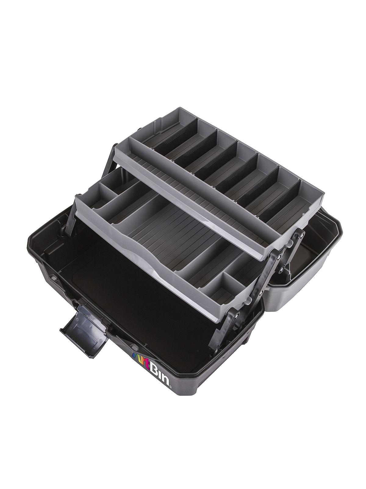 2-Tray Art Supply Box