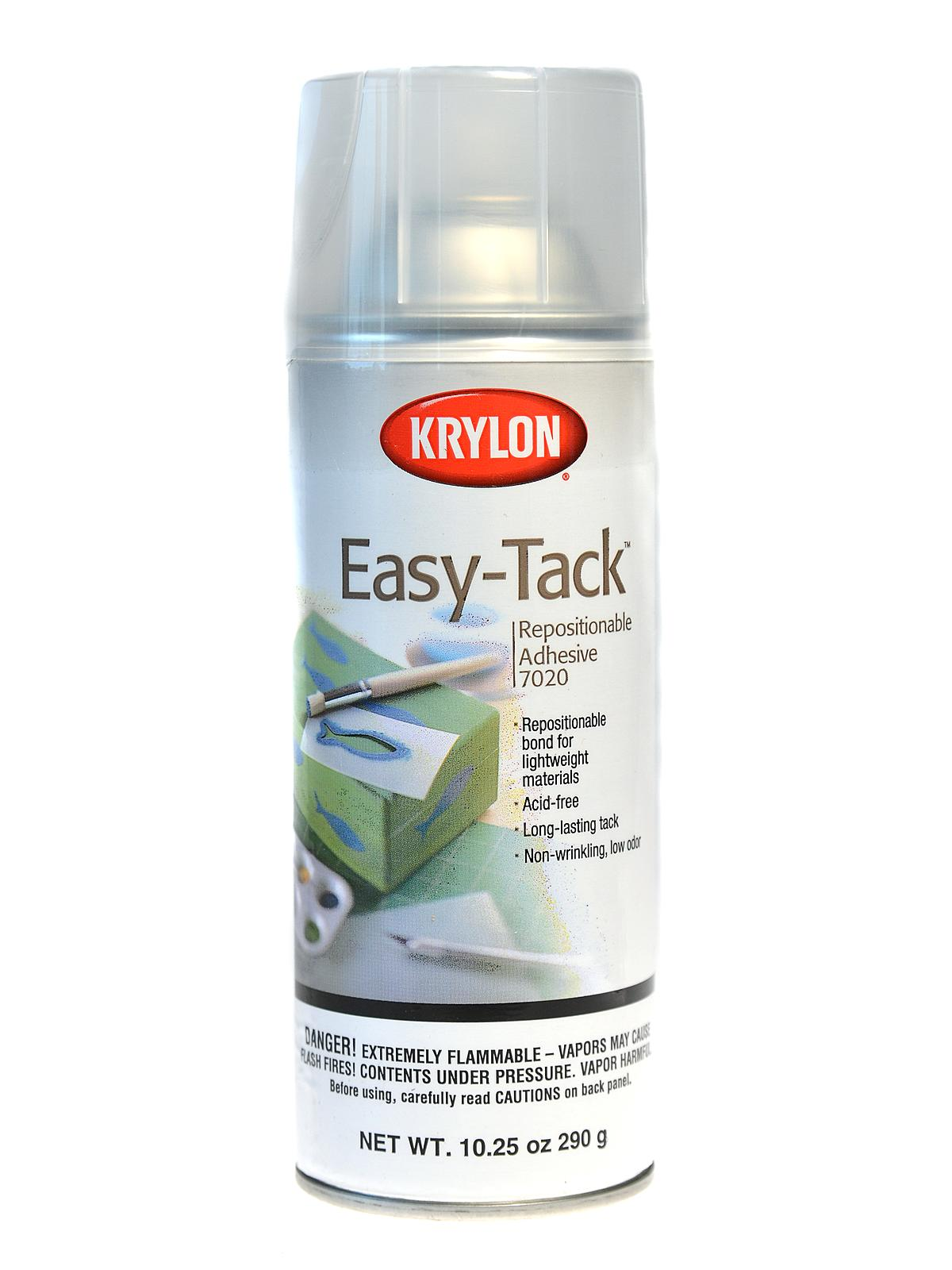 Repositionable Adhesive