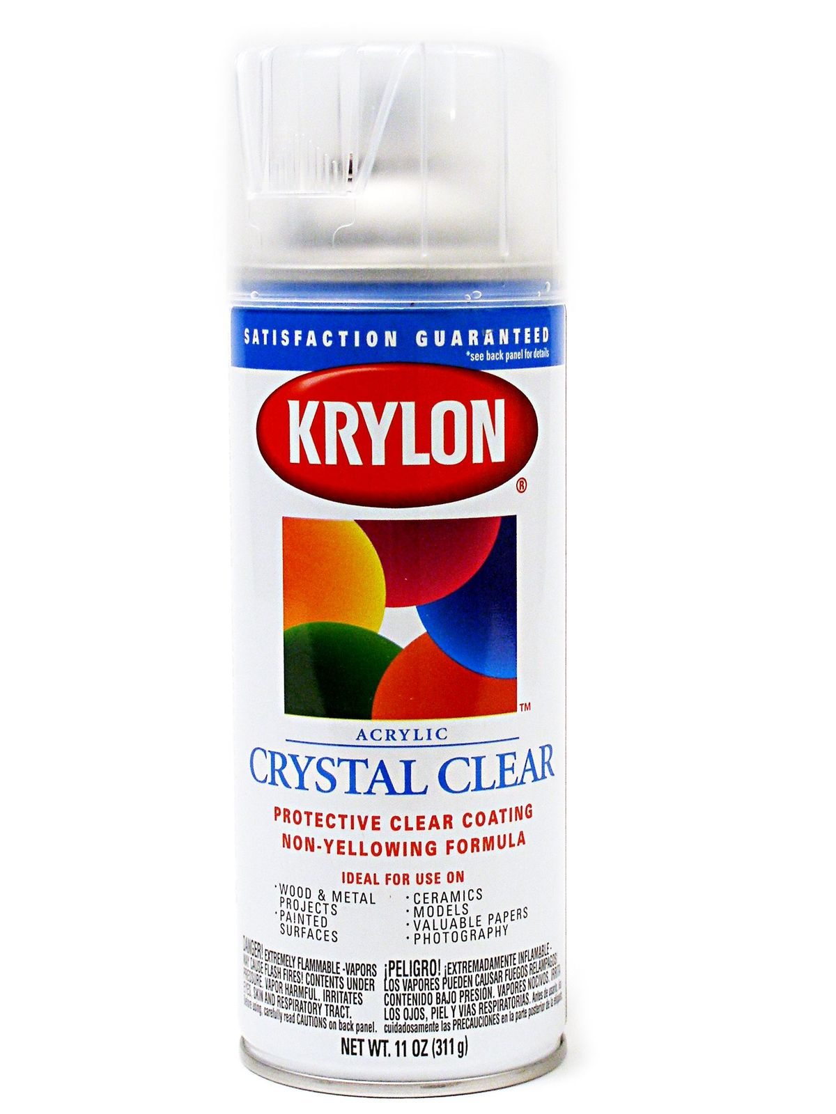 Crystal Clear Universal Coating